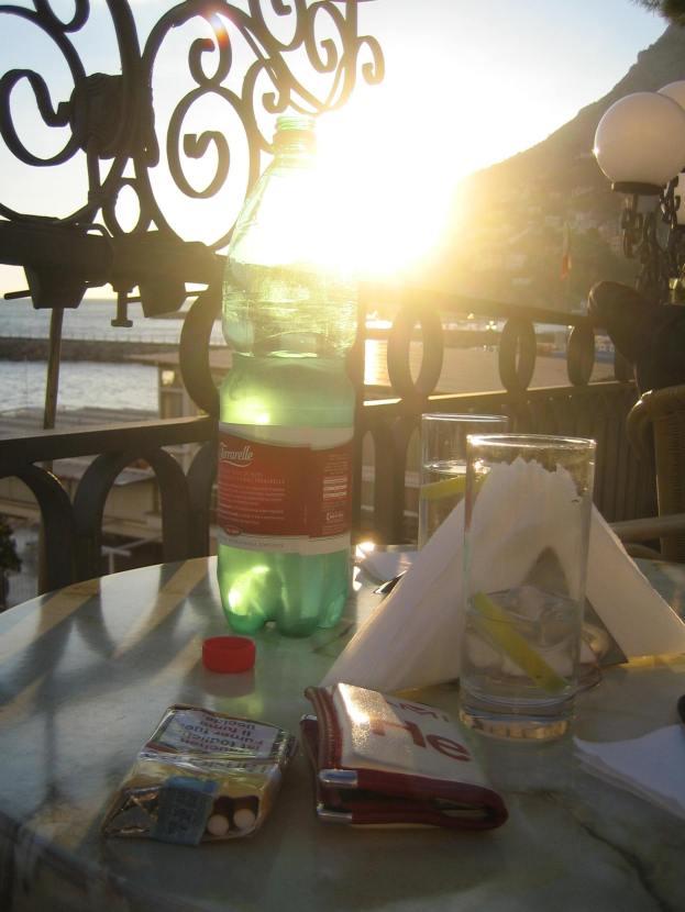 SPORTMONEE @ Amalfi Coast, Italy