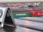 SPORTMONEE @ Cargo Ship Tour, La Spezia Italy